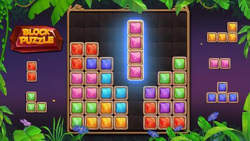 Block Puzzle 2020: Funny Brain Game - عکس بازی موبایلی اندروید