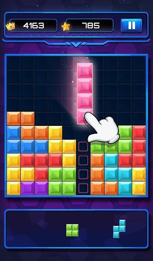 Blockpuz - عکس بازی موبایلی اندروید