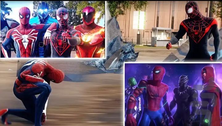 نبرد قهرمانان - عکس بازی موبایلی اندروید