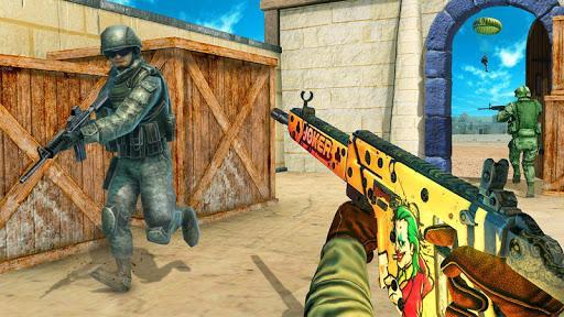 FPS Commando Shooting Games - عکس بازی موبایلی اندروید