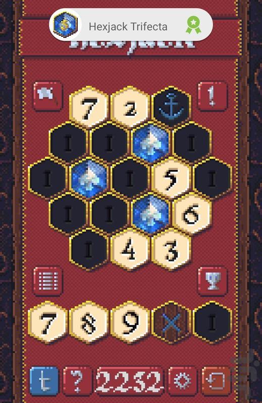 Hexjack - عکس بازی موبایلی اندروید