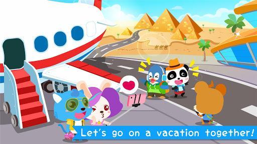 Baby Panda's Airport - عکس بازی موبایلی اندروید