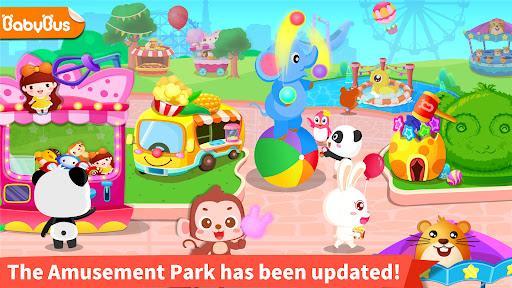 Baby Panda's Carnival - عکس بازی موبایلی اندروید