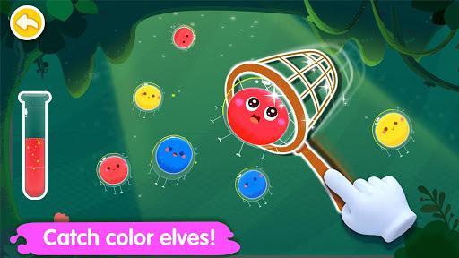 Little Panda's Color Crafts - عکس بازی موبایلی اندروید