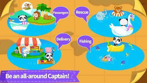 Little Panda Captain - عکس بازی موبایلی اندروید