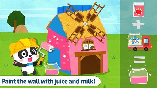 Baby Panda's Pet House Design - عکس بازی موبایلی اندروید
