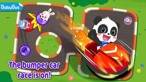 Little Panda: The Car Race - عکس بازی موبایلی اندروید
