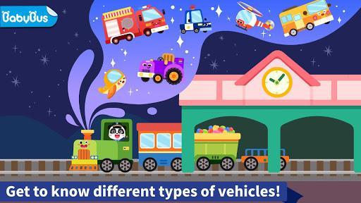 Baby Panda's Book of Vehicles - عکس بازی موبایلی اندروید