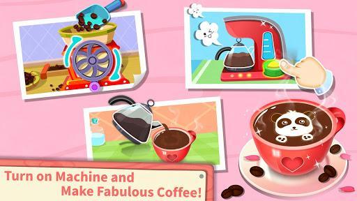 Baby Panda's Summer: Café - عکس بازی موبایلی اندروید