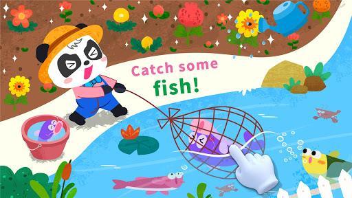 Baby Panda's Animal Farm - عکس بازی موبایلی اندروید