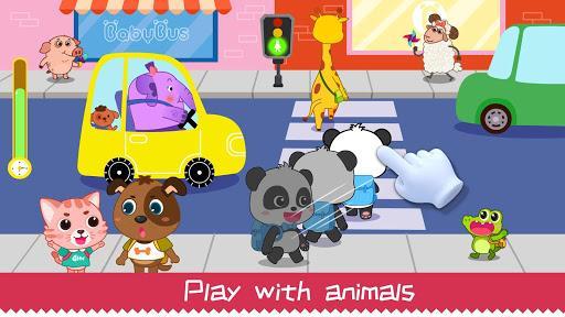 Baby Panda's Kids Safety - عکس بازی موبایلی اندروید
