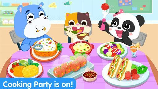 Baby Panda: Cooking Party - عکس بازی موبایلی اندروید