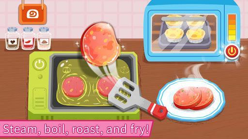 Baby Panda's Cooking Restaurant - عکس بازی موبایلی اندروید