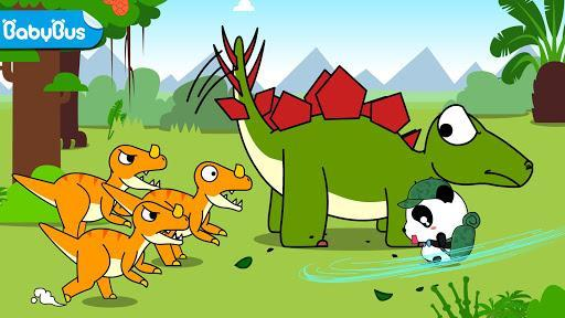 Jurassic World - Dinosaurs - عکس بازی موبایلی اندروید