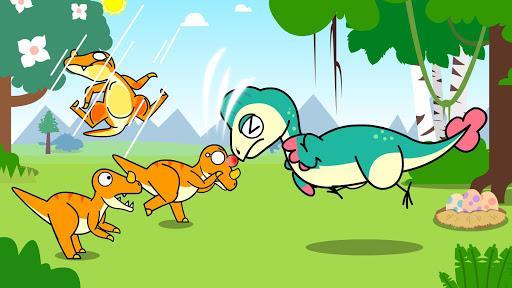 Baby Panda's Dinosaur Planet - عکس بازی موبایلی اندروید