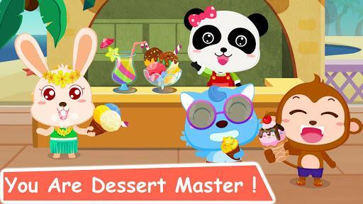 Baby Panda's Ice Cream Shop - عکس بازی موبایلی اندروید