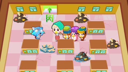 Little Panda Earthquake Safety - عکس بازی موبایلی اندروید