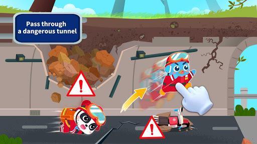 Little Panda's Earthquake Rescue - عکس بازی موبایلی اندروید