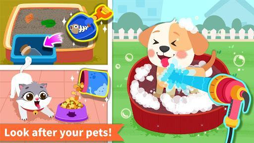 Baby Panda's Home Stories - عکس بازی موبایلی اندروید