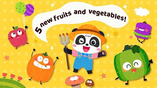 Baby Panda's Fruit Farm - Apple Family - عکس بازی موبایلی اندروید