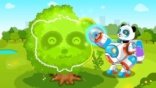 Little Panda Green Guard - عکس بازی موبایلی اندروید