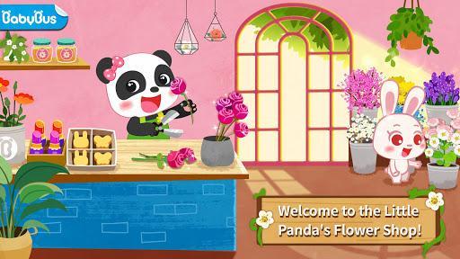Little Panda's Fashion Flower DIY - عکس بازی موبایلی اندروید