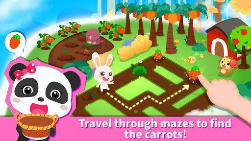 Baby Panda's Forest Feast - Party Fun - عکس بازی موبایلی اندروید