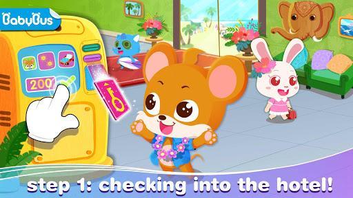 Baby Panda's Summer: Vacation - عکس بازی موبایلی اندروید