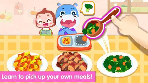 Baby Panda: My Kindergarten - عکس بازی موبایلی اندروید