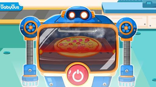 Little Panda's Space Kitchen - Kids Cooking - عکس بازی موبایلی اندروید