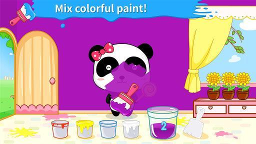 Baby Panda's Color Mixing Studio - عکس بازی موبایلی اندروید