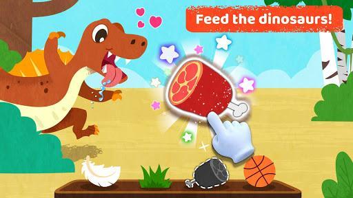 Baby Panda's Dinosaur World - دنیای دایناسوری پاندا کوچولو - عکس بازی موبایلی اندروید