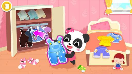 Baby Panda's Life: Cleanup - عکس بازی موبایلی اندروید