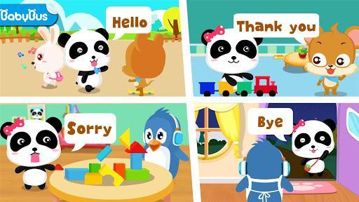 The Magic Words - Polite Baby - عکس بازی موبایلی اندروید