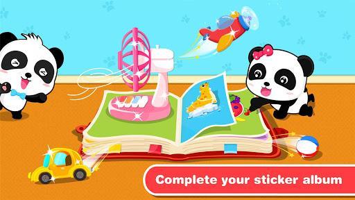 Baby Panda's First Words - عکس بازی موبایلی اندروید