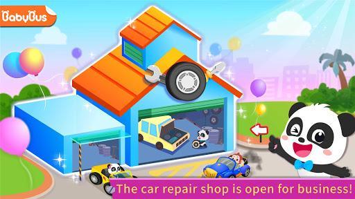 Little Panda's Auto Repair Shop - عکس بازی موبایلی اندروید