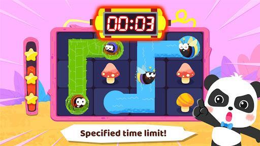 Little Panda's Pet Line Puzzle - عکس بازی موبایلی اندروید