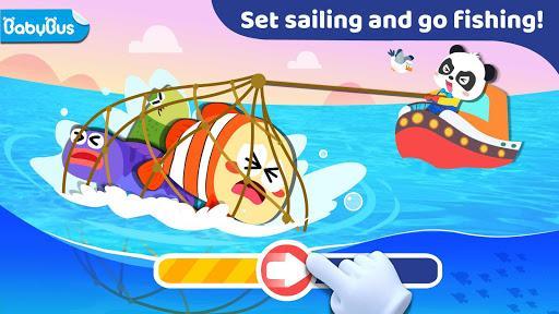 Baby Panda: Fishing - عکس بازی موبایلی اندروید