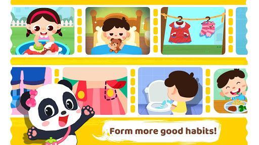 Baby Panda Care: Daily Habits - عکس بازی موبایلی اندروید