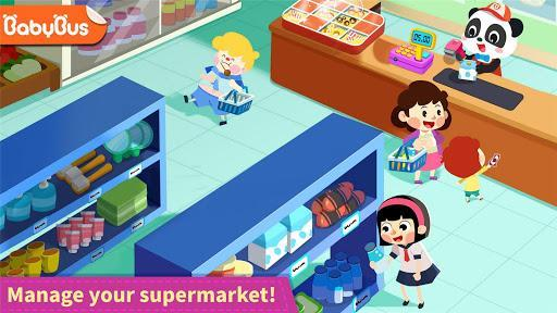 Baby Panda's Town: Supermarket - عکس بازی موبایلی اندروید
