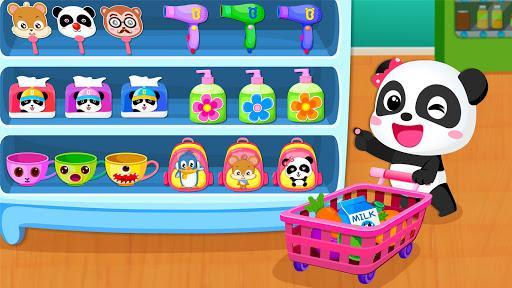 Baby Panda's Supermarket - عکس بازی موبایلی اندروید