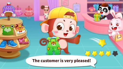 Baby Panda's Fashion Dress Up Game - عکس بازی موبایلی اندروید