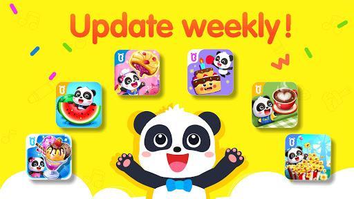 Baby Panda World - عکس بازی موبایلی اندروید