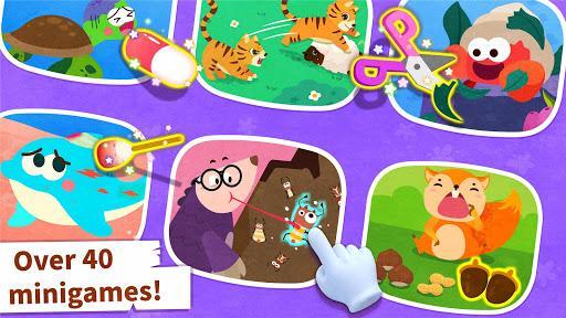 Little Panda's Animal World - عکس بازی موبایلی اندروید