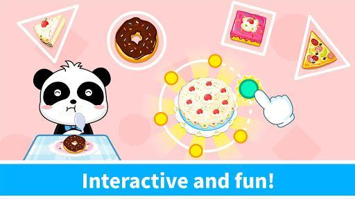 Baby Panda Learns Shapes - عکس برنامه موبایلی اندروید