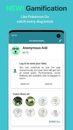 Dog Scanner – Dog Breed Identification - عکس برنامه موبایلی اندروید
