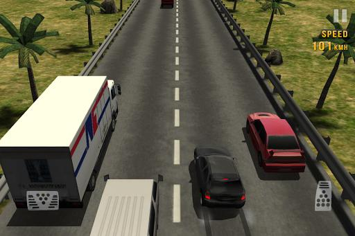 Traffic Racer - Gameplay image of android game