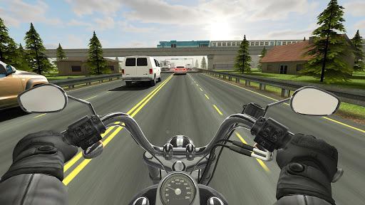 Traffic Rider - عکس بازی موبایلی اندروید