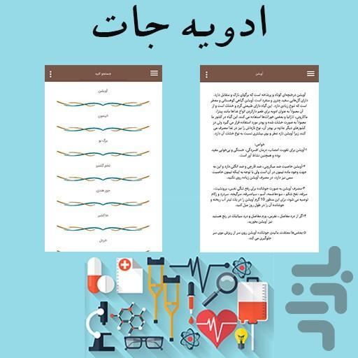کافه سلامت - عکس برنامه موبایلی اندروید