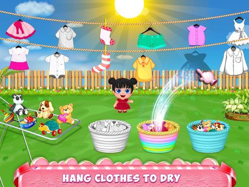 Mother Baby Care Laundry Day - عکس برنامه موبایلی اندروید